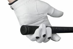 Golf Glove Holding Grip